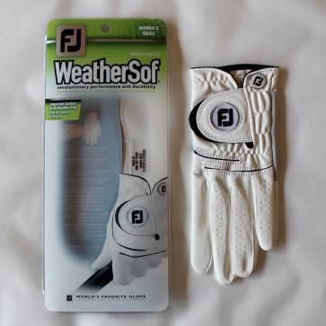 Footjoy WeatherSof Damehandske