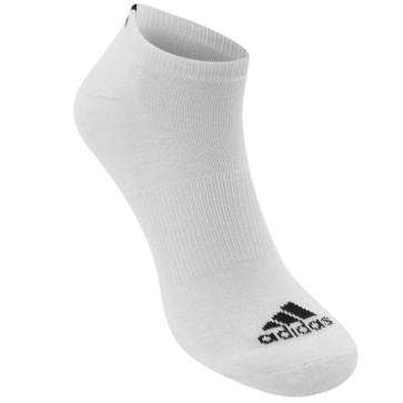 Adidas hvide ankelstrømper Herrer - 3-Pack