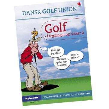 Golf i tegninger og bobler 2