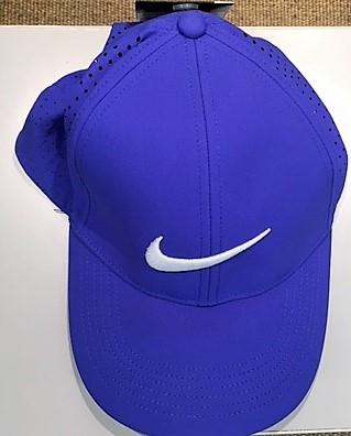 Nike Cap Legacy 91 - Herre - One Size - Lilla/Blå