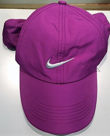 Nike Cap Perf. - Dame - One Size - Lilla