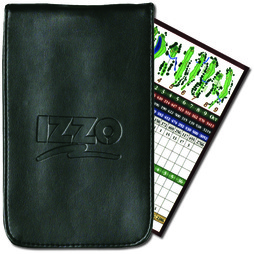 IZZO Scorekort holder