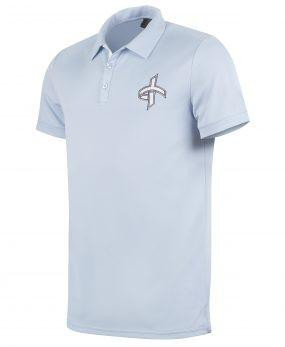 Cross 2017 Mens Big Logo Polo