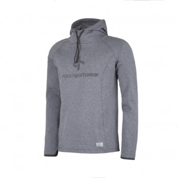 Cross 2016 Mens Tech Hood - Grey Melange