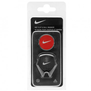 Nike Golf Hat Clip Ball Marker II