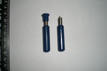 Regroover Værktøj fremstillet i gennemhærdet kvalitetsstål - blåt