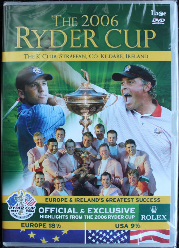 Ryder Cup 2006 - DVD
