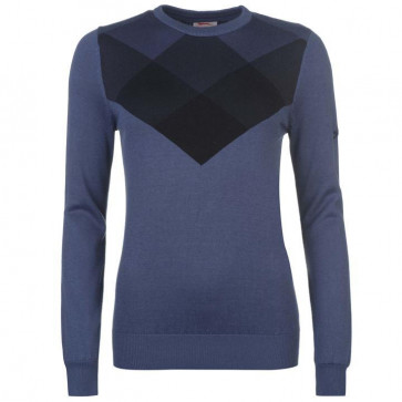 Slazenger Argyle Jumper Ladies