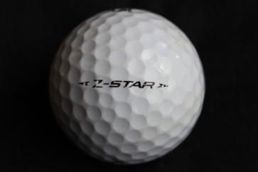 75 stk. Srixon Z-star - Grade B - inkl. 8 stk. gule