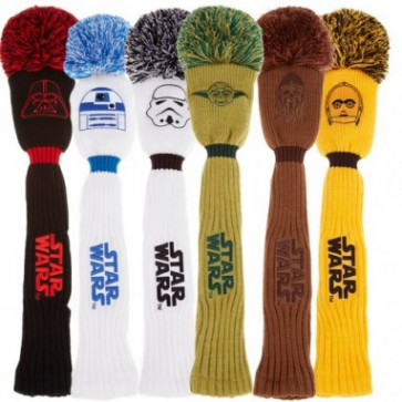 TaylorMade Star Wars Pom Driver Headcovers