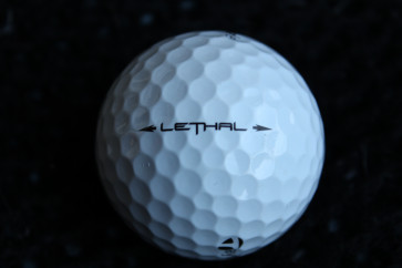 7 stk. TaylorMade Lethal - Grade Pearl/A