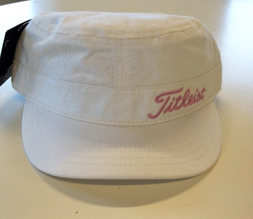 Titleist Military Cap Ladies - Hvid