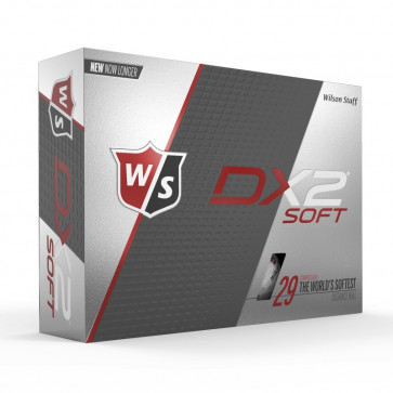 Wilson Staff Dx2 Soft 2019 - Dusin
