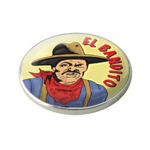 """Markeringsmærke """"El Bandito"""""""