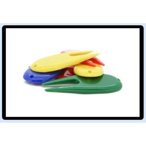 Plastic Pitch Fork (tilfældig farve)