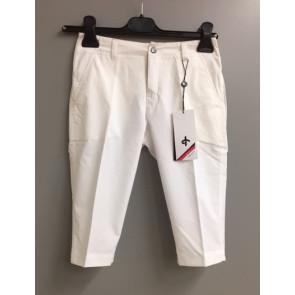 Cross Junior Andre 3/4 Pants - Hvide i str. 158/164
